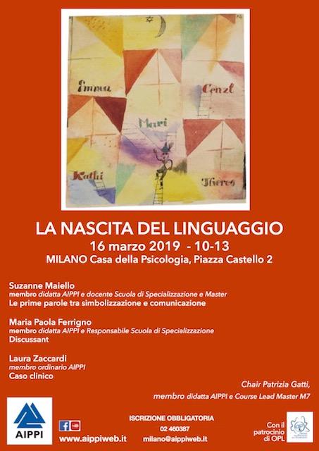 La nascita del linguaggio