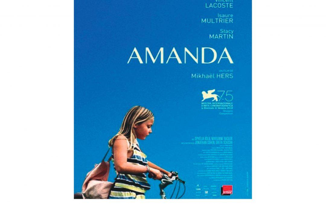 """AMANDA"". ARPAd cinema"