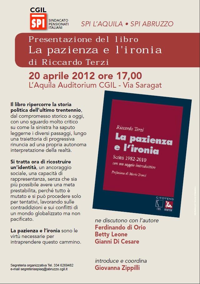 SPI-presentazione libro Terzi_aq_20_4_2012