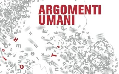 Politica, cultura, società negli scritti di Riccardo Terzi su Argomenti Umani