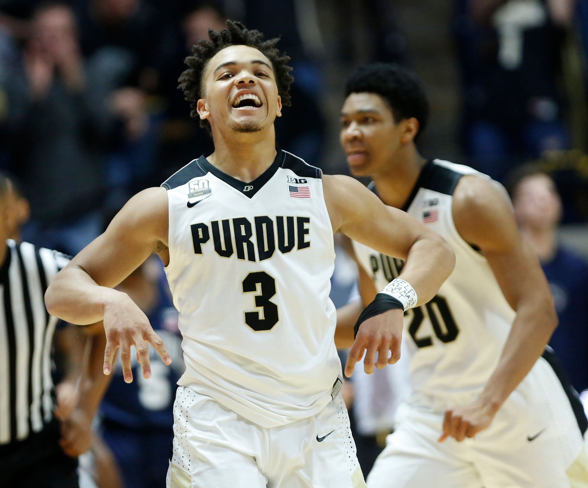 Carsen Edwards - Purdue