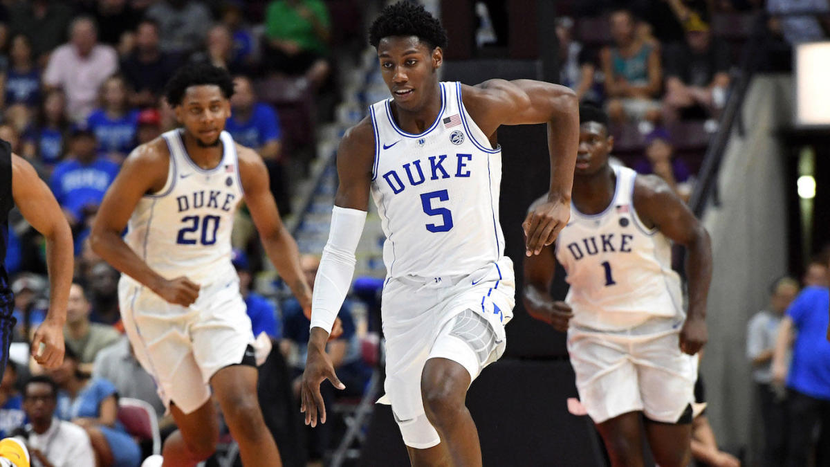 BasketballNcaa - Barrett - Duke