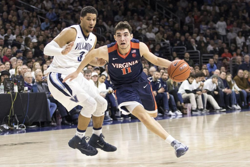 BasketballNcaa - Ty Jerome - Virginia