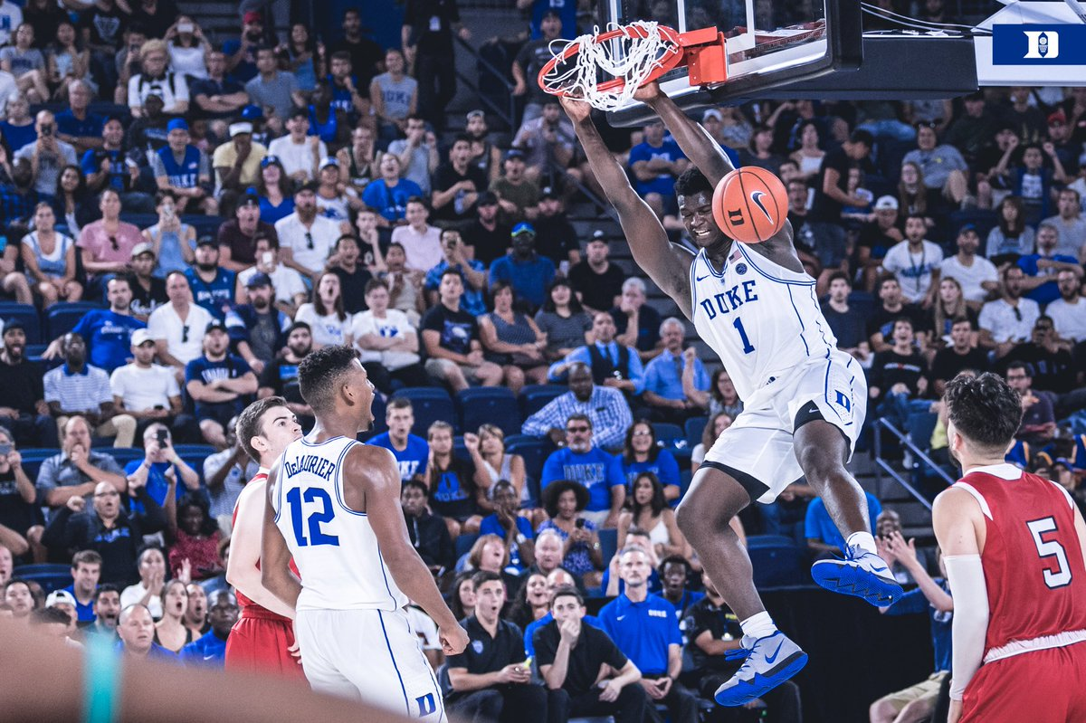 Zion Williamson - Duke