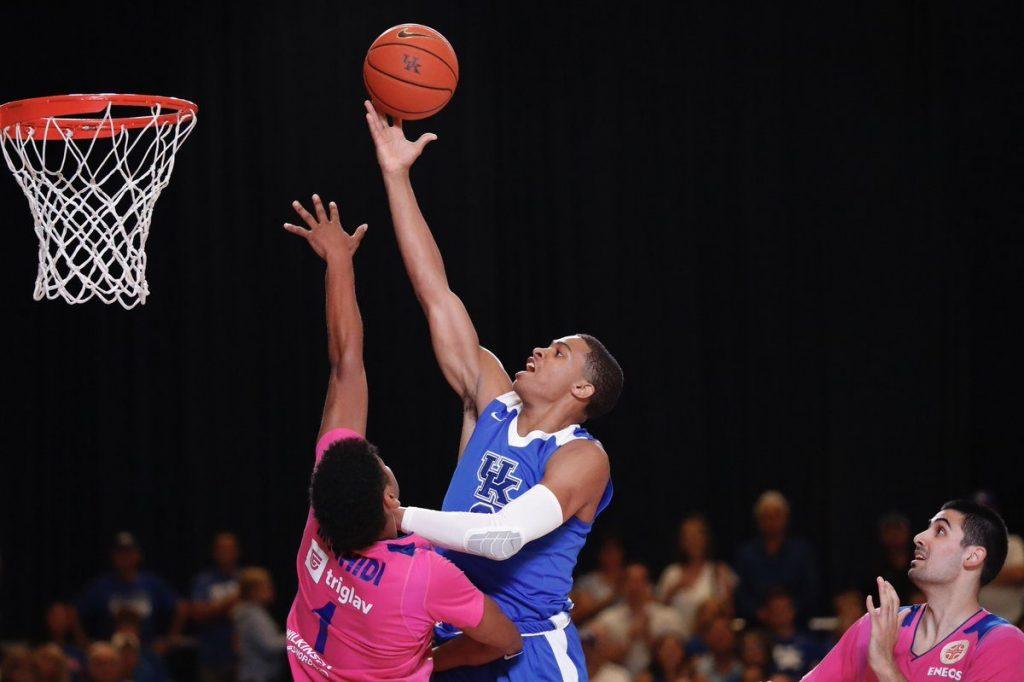 Keldon Johnson (Kentucky)