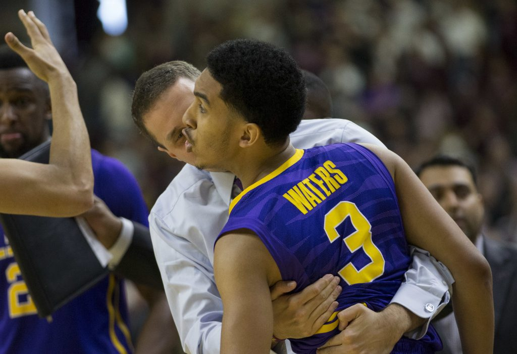 Will Wade e Tremont Waters - Lsu