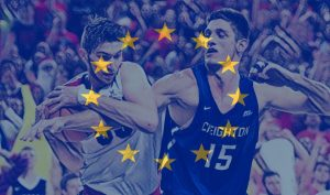 The Global Game: An Overview of European Players in College Basketball
