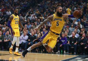 Tyson Chandler: un innesto cruciale per i Lakers di LeBron