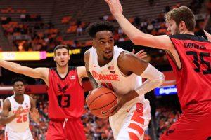 BasketballNcaa - Syracuse - Oshae Brissett