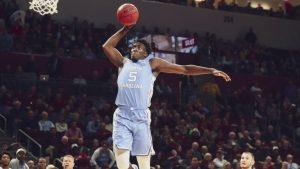 Nassir Little - North Carolina