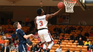 BasketballNcaa - Campbell - Chris Clemons
