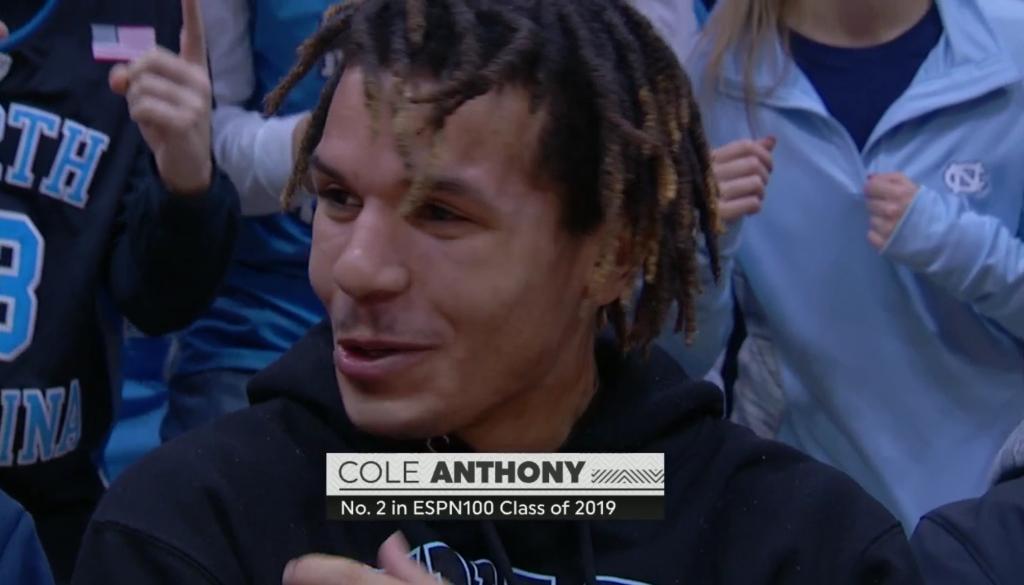 Cole Anthony - BasketballNcaa
