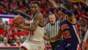 BasketballNcaa - NC State - Markell Johnson