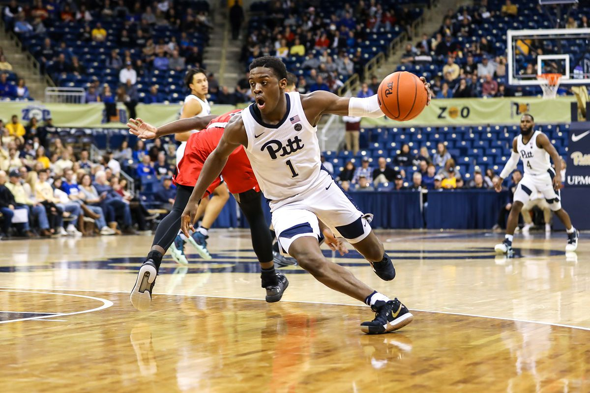 BasketballNcaa - Pittsburgh - Xavier Johnson