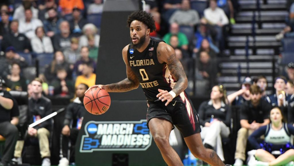 BasketballNcaa - Florida State - Phil Cofer