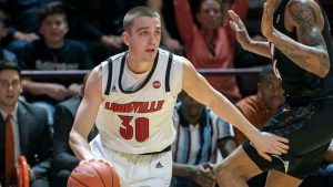 BasketballNcaa - Louisville - Ryan McMahon