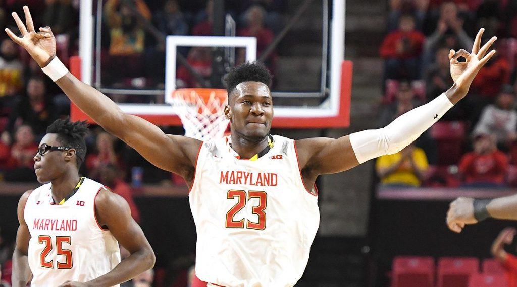 Bruno Fernando - Maryland