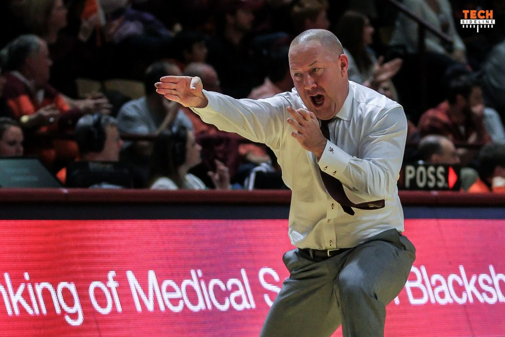 BasketballNcaa - VT - Buzz Williams