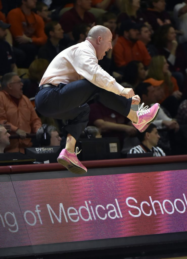 BasketballNcaa- VT - Buzz-Williams