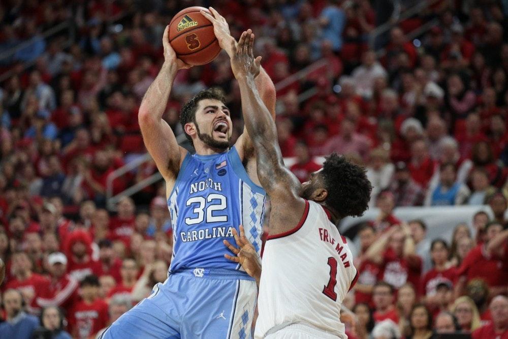 BasketballNcaa - Luke Maye - UNC