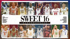 Le sfide delle Sweet 16, temi e pronostici