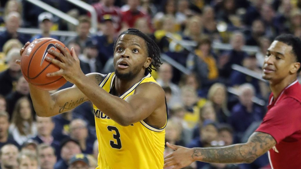 Zavier Simpson - Michigan