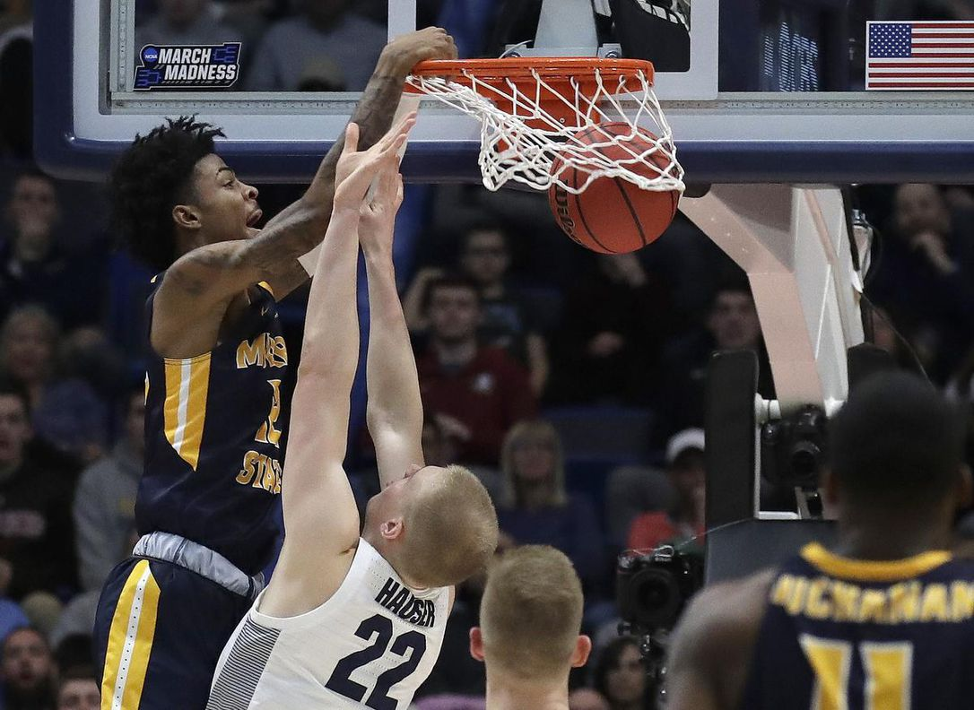 Ja Morant show, tutto facile per le big