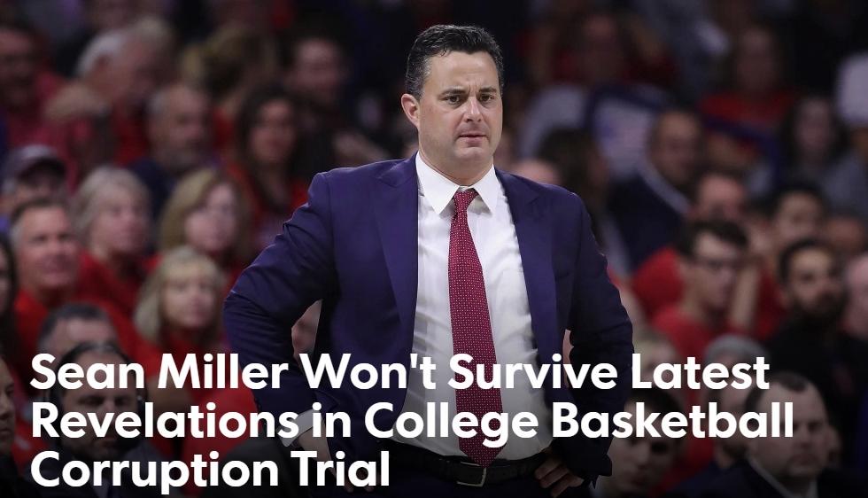 Un articolo su Sean Miller