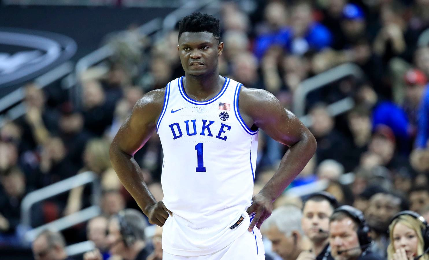 Nba draft – Zion Williamson