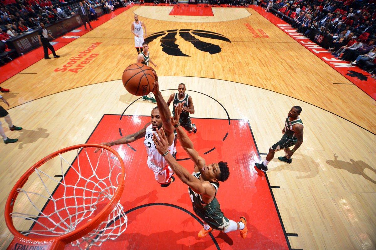 Warriors in Finale, Bucks e Raptors in equilibrio