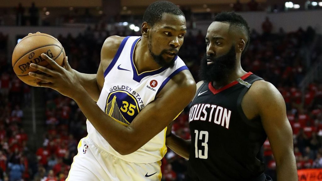 Warriors padroni, le altre in equilibrio