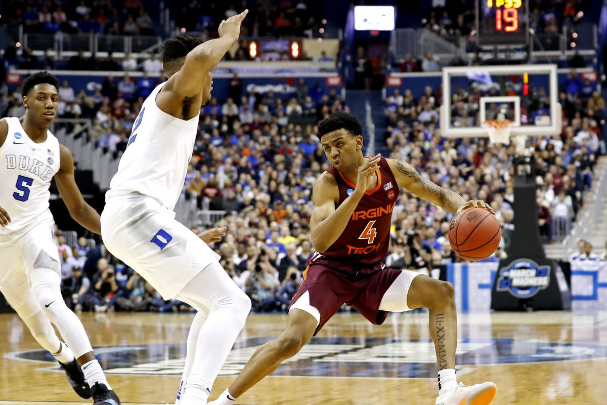 VT - Nickeil Alexander-Walker - BasketballNcaa