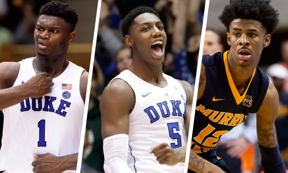 Nba draft, tutte le comparison