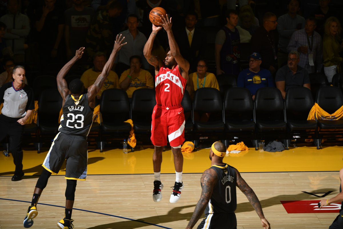 Kawhi, gli Splash Brothers e la Roaracle