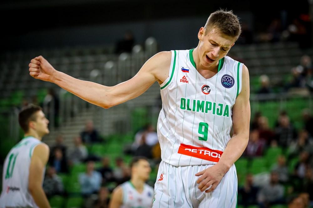 NBA Draft - Luka Šamanić