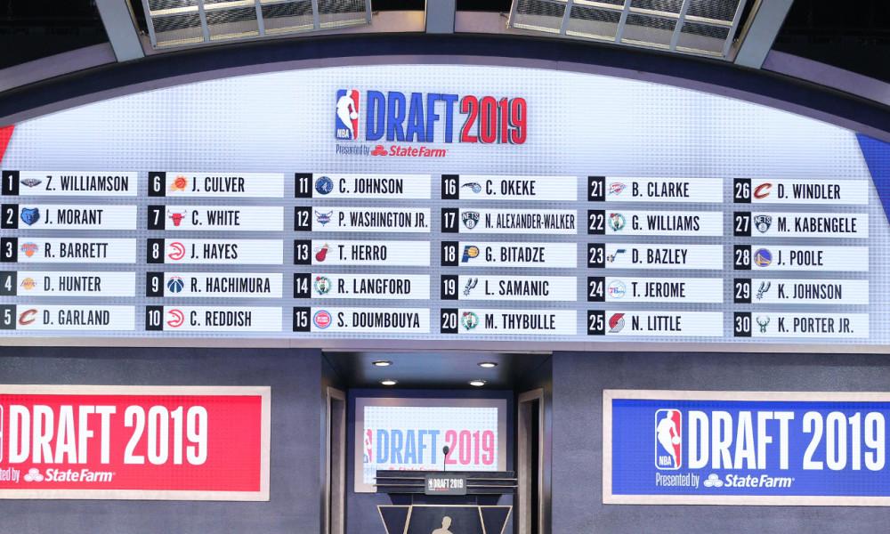 Nba draft, i 60 nomi scelti