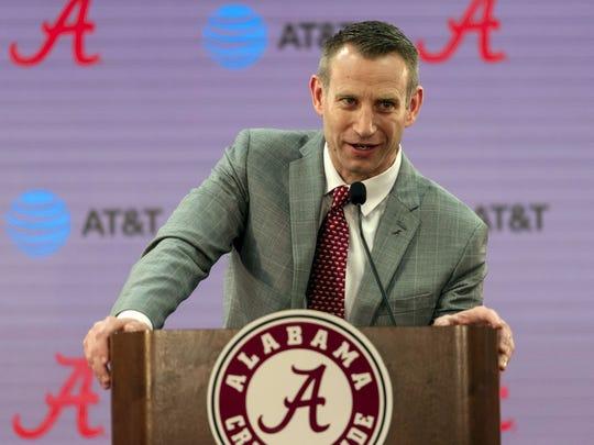 Nate Oats, il lavoro dei sogni è ad Alabama