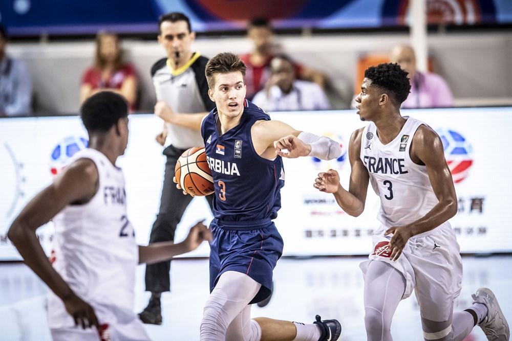 FIBA U19, il quintetto della fase a gironi