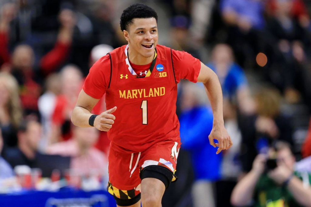 Anthony Cowan Jr Maryland big ten
