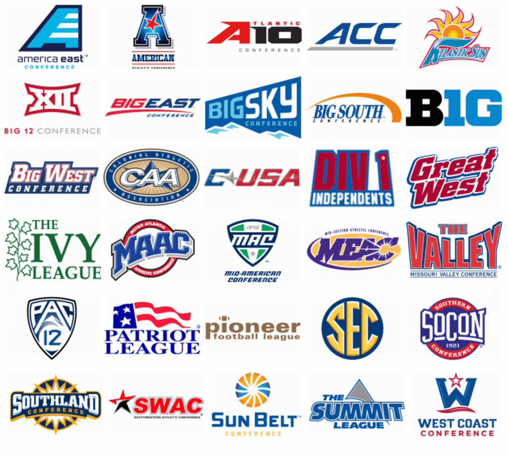 College basketball conference ncaa