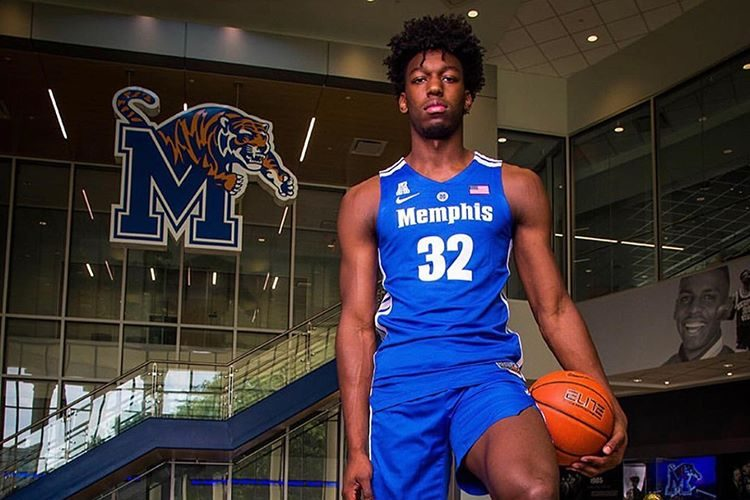 James Wiseman Memphis