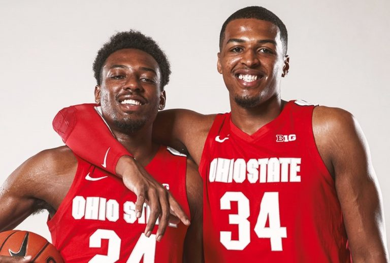Ohio State Andre Wesson Kaleb Wesson