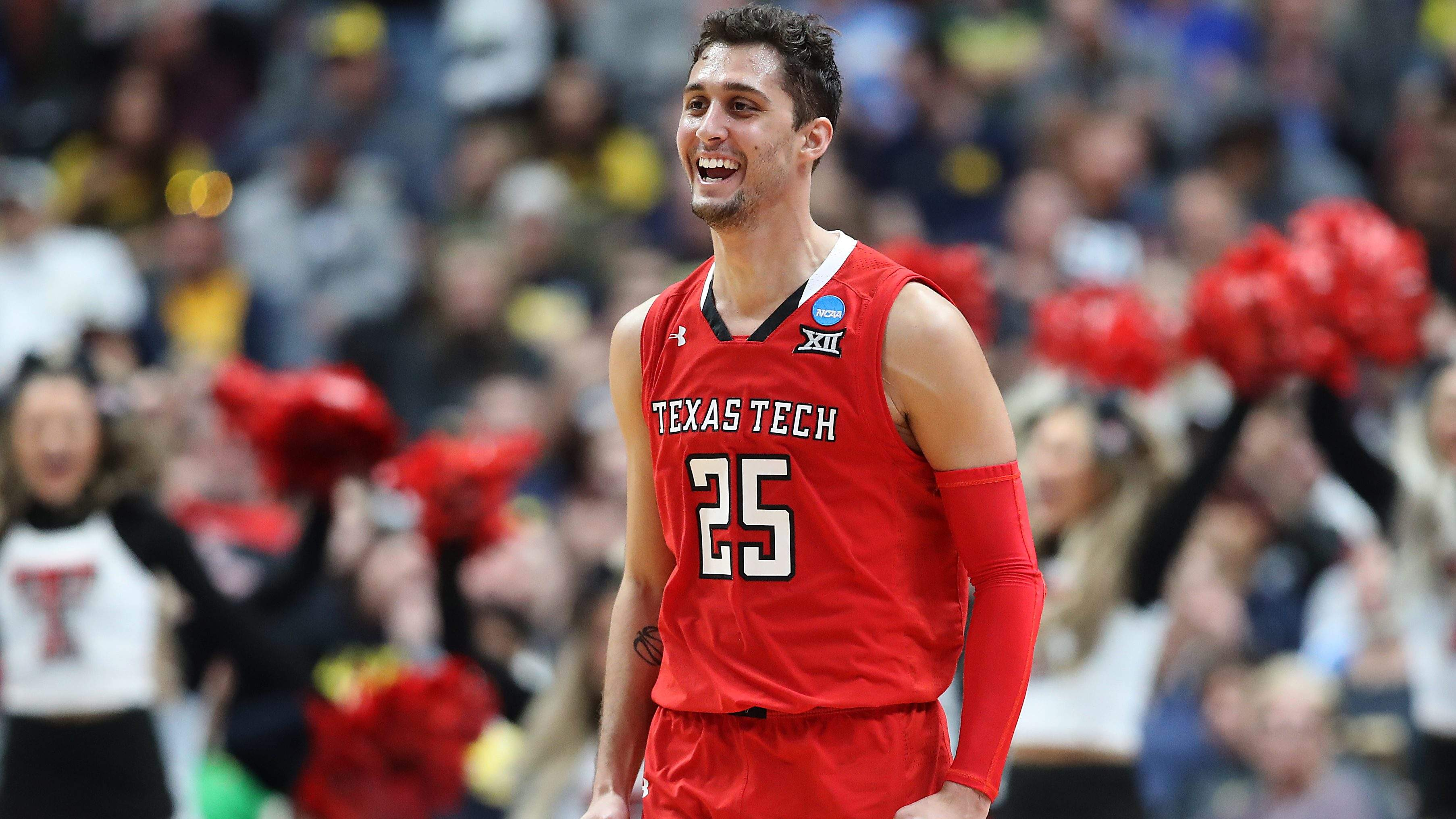 davide moretti (Texas Tech)