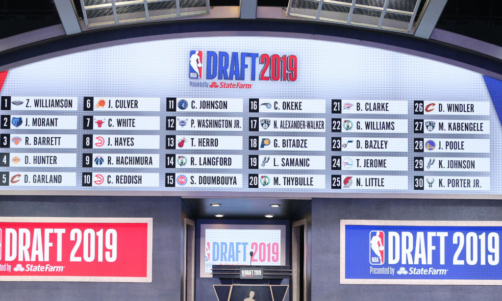 Cos'è e come funziona il Draft NBA
