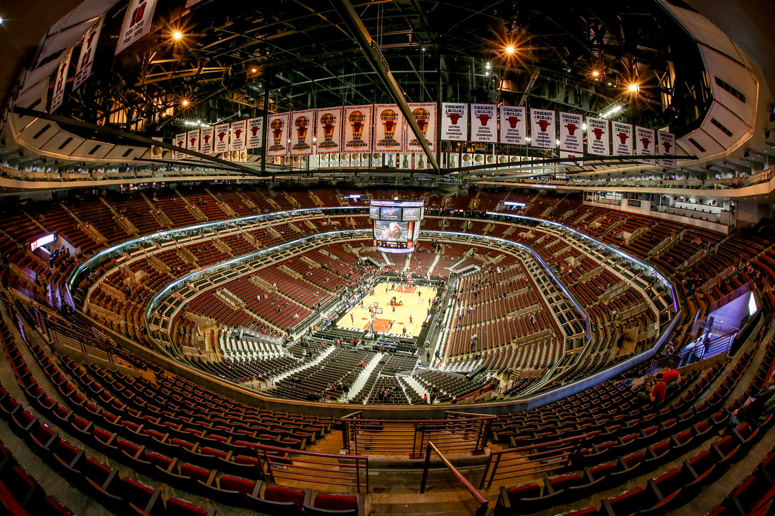 arene nba United center