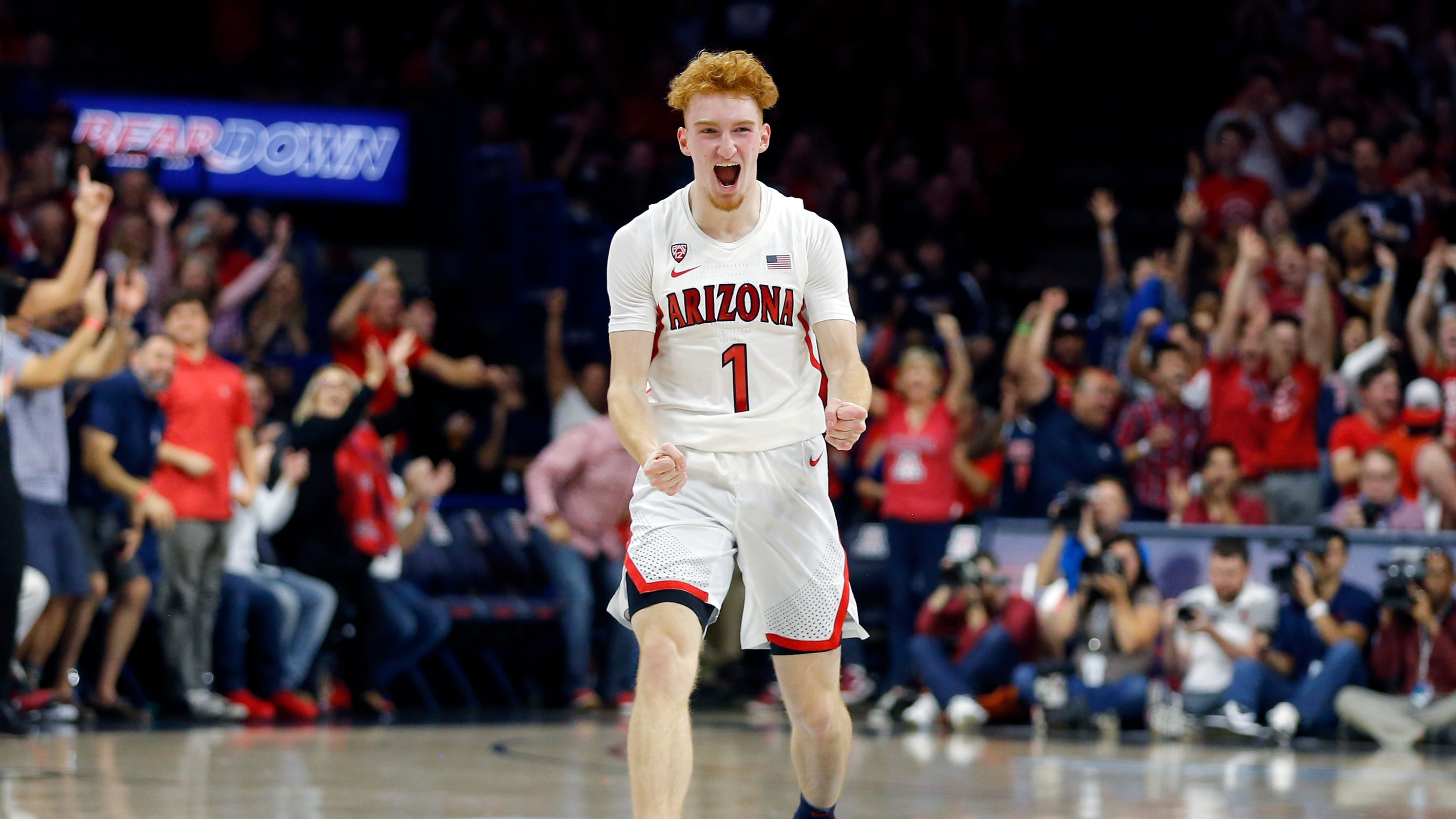 Nico Mannion - Arizona Wildcats