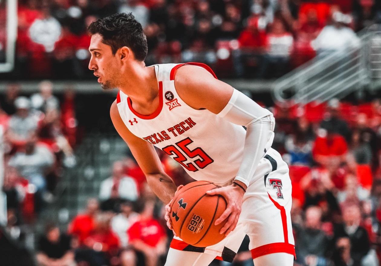 Davide Moretti italiani in NCAA