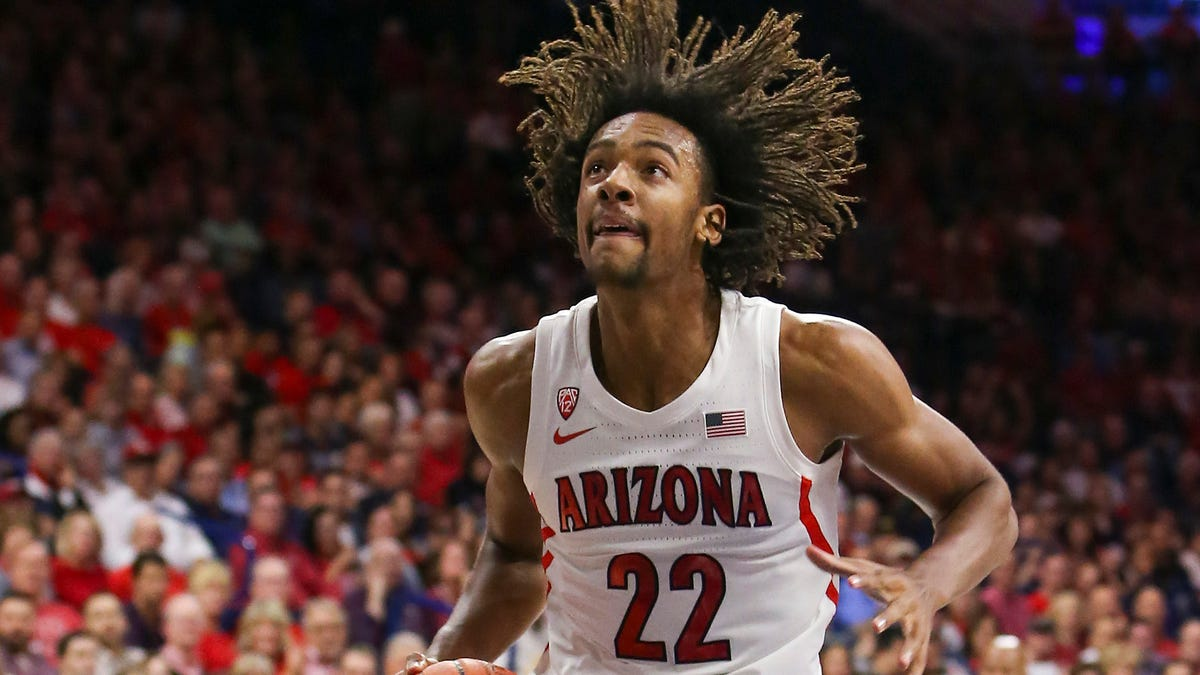 Zeke Nnaji - Arizona