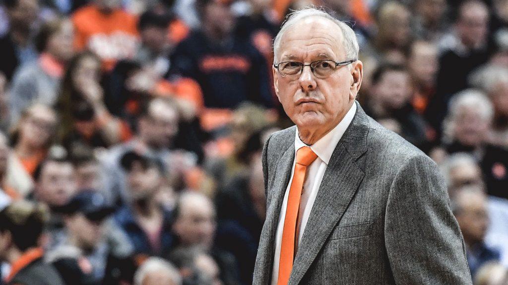 Coach Boeheim basketballncaa