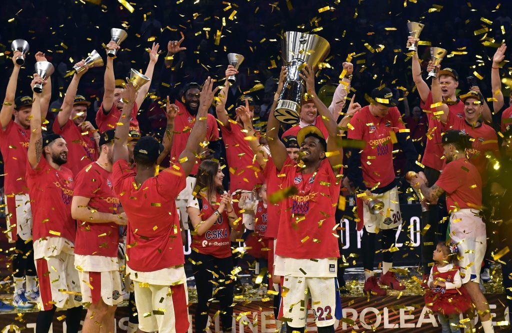 Il Cska campione Eurolega 2019